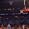 NBA All Star  2017'deki Smaç Yarışmasında Bir Oyuncu Drone'dan Yardım Aldı!
