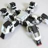 Normal Robotlardan Daha Hızlı Hareket Eden Örümcek Benzeri Bir Robot Geliştirildi