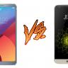 Aralarındaki Farklar Neler?: LG G6 ve LG G5 Karşılaştırması