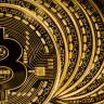 Bitcoin'in Değeri Altını Geçti