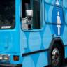 Google'dan Evsizlere Özel Duş Otobüsü