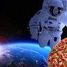 Uzayda 3D Pizza Keyfi: Astronotlar Uzayda 'Yazdırdıkları' Pizzalarla Beslenecek!