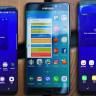 Baba Oğul Yan Yana: Galaxy S8 ve S8 Plus, Note 7 İle Birlikte Görüntülendi!