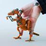 Mini Robot Olmadıklarına İnanamayacağınız Şahane Parmak Kuklaları