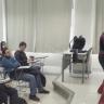 Örümcek Adam Olarak Ders Veren Üniversite Öğretmeni