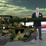 TGRT Stüdyosuna 3D Hazırlanmış Fırtına Obüsün ve F-16'nın Girmesine Sosyal Medyadan Gelen Eğlenceli Tepkiler