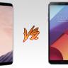 Samsung Galaxy S8 ve LG G6 Karşılaştırması