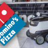 Domino's, Avrupa'da Robotla Pizza Dağıtımına Başlıyor!