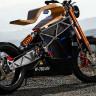 Sıfırdan Üretilen 220 Bin TL Değerindeki Muhteşem Elektrikli Motosiklet!