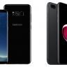 Samsung Galaxy S8 ve Apple iPhone 7 Plus Karşılaştırması