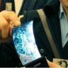 Samsung Esnek Ekranlı Mobil Cihaz Çalışmalarına Başladı