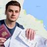 Avustralya'nın Sydney Kenti Yerine Yanlışlıkla Kanada'nın Sydney Kasabasına Uçan Bahtsız Öğrenci
