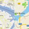 Apple'ın Harita Uygulaması Google Maps'i Solladı!