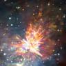 İşte Yeni Doğmuş Yıldızın Patlama Anı Görüntüleri!