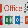 Microsoft Office Kullanırken Dikkatli Olun!