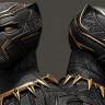 Black Panther'ın Film Kostümü Diye Çıkan Görseller, Aslında bir Karakter Figürü!