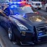 Güzelim Nissan GT-R'yi Polis Aracına Dönüştürdüler!