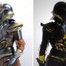 3D Yazıcı Kullanarak Kendisine, Efsane Ötesi Bir Zırh Tasarlayan Sanatçı