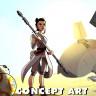 YouTube'a Star Wars Karakterlerinin Animasyon Serisi Geliyor!