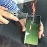 Yapılan Deney Sırasında Galaxy S8'in Bataryası Balon Gibi Şişti!