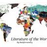 Her Ülkenin En Popüler Kitabını Gösteren, Dünya Edebiyat Haritası