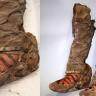 Altay Dağlarında Bulunan ve 'Adidas Logolu' Spor Ayakkabısı Olan Türk Mumyası