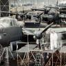 İkinci Dünya Savaşı Dönemi'nde Siyah Beyaz Çekilmiş 5 Fotoğrafın Renklendirilmiş Versiyonu