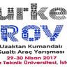 MATE ROV 2017, 29-30 Nisan'da Düzenleniyor!