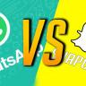 Trajikomik: WhatsApp'ın 'Snap Atma' Özelliği Snapchat'in Kullanıcı Sayısını Geçti!