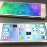 iPhone 6 ile Galaxy Alpha'nın 3D'li Karşılaştırılması
