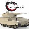 Karşınızda ASELSAN'ın Yeni Zırhlı Savaş Sistemi: KORHAN!