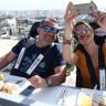 Antalya'da '60 Metre Yükseklikte' Verilen, Heyecanın ve Gerginliğin Bir Arada Olduğu Akşam Yemeği Etkinliği