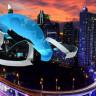 Toyota, 2020 Olimpiyatlarının Meşalesini Uçan Arabayla Yakacak!