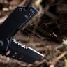 B2 Hayalet Savaş Uçağından İlham Alınarak Geliştirilen Dünyanın En Ufak Cep Bıçağı!