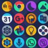 Android Kullanıcılarının Sınırlı Bir Süre Ücretsiz Olarak İndirebileceği 7 Premium İkon Paketi!(2.06.2017)
