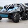 NASA'dan Batman'in Aracını Andıran Mars Araç Konsepti