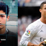 Ronaldo, Nike Reklamında Adidas Amblemi Olan Bir Kazak Giyiyor!