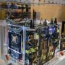 10 Tane GTX 1070 ve İki Tane Intel Xeon'u Kaynar Sıvının İçinde Tam Performans Çalıştırdılar!