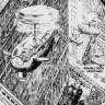 Günümüz Şehirlerinin Nasıl Olacaklarına Dair 1923 Yılında Yapılmış Fantastik Çizim!