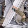 Binanın Tepesinde Hoverboard ile Gezen Aşırı Zeki Arkadaş