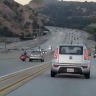 Anca GTA'da Görebileceğiniz Bir Trafik Kazası Meydana Geldi!