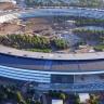 Apple'ın Yeni Kampüsü Olacak Apple Park'ın İnşaatında Sona Yaklaşılıyor