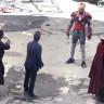 Avengers: Infinity War Setinden Yeni Görüntüler: Iron Man, Yeni Zırhıyla!