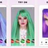 Fabby Hair ile Saç Renginizi Sanal Olarak Değiştirebilirsiniz
