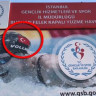 Spor Bakanlığı, Amerikalı Yüzücünün Bayrağını Photoshop'la Türk Bayrağına Çevirdi!
