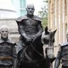 GoT'un Meşhur Karakteri Ak Gezenler, Londra Sokaklarına İndi!