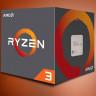AMD'nin Core i3 Serisini Hedeflediği Ryzen 3 Serisi Satışta
