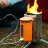 Telefonunuzu 'Ateşle' Şarj Eden Cihaz: BioLite Kamp Ocağı
