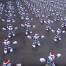 1.069 Robotun Dans Ederek Dünya Rekoru Kırdığı Viral Video!
