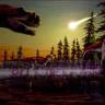 Dinozorların Soyunu Tüketen Meteor, Dünyayı 2 Yıl Karanlıkta Bırakmış!